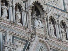 Basilica di Santa Maria, Piazzo del Duomo - Florence, #Italy #travel