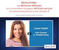 Mon avis sur 'RÉVÉLATIONS: Comment je gagne 583 Euros par jour' de Laura Castel