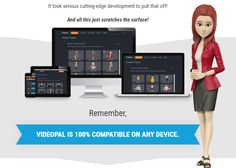 "VideoPal is AMAZING Product created by Paul Ponna. VideoPal is TOP Software to Boost Leads and Sales with Create Stunning 3D, 2D, Human Talking Avatars In Seconds Guaranteed. VideoPal software is a breakthrough never seen before technology that can create ""talking"" 2D, 3D, and Human video avatars with unlimited video hosting. You can Easily get your video avatars to talk in any of the 24 languages and instantly convert your text into life-like voice using our State of the art Text-To-Speech…"