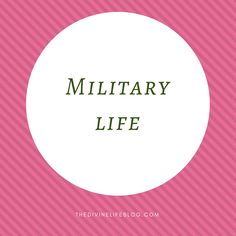 b42dad5c5cd The Divine Life Blog. Military Spouse ...