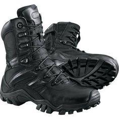 botas bates delta 8 color negras 100% 0riginales