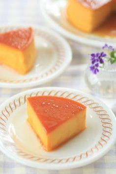 *「まったり濃厚!かぼちゃプリン♪」kaiko | お菓子・パンのレシピや作り方【corecle*コレクル】