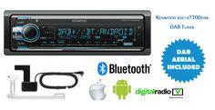 #Kenwood KDC-X7100DAB #DAB #Tuner / #Bluetooth / #USB / #CD Receiver #Stereo