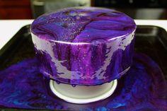 5 Easy Ingredient Mirror Glaze
