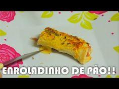 Brincando de Cozinhar - ENROLADINHO DE PÃO! - YouTube