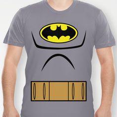 Animated Bat Suit T-shirt