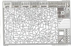 coloriage_magique_fiche_13_cm1.jpg (1674×1092)- multiplicaciones
