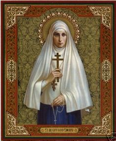 St. Elizabeth of Portugal, pray for strong marriages, and that husbands and wives may lead each other to God. #SaintOfTheDay