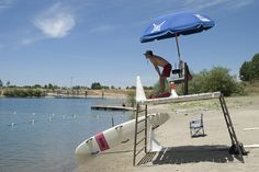 Lifeguard at Quarry Lakes, Fremont, East Bay Regional Park District. A great summer job!     http://thejobsfor13yearolds.com/summer-jobs-for-13-year-olds/  http://thejobsfor13yearolds.com/babysitting-jobs-for-13-year-olds/