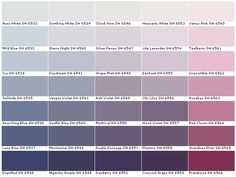 Shades Of Purple Paint dark lilac paint - google search | my home/decor | pinterest