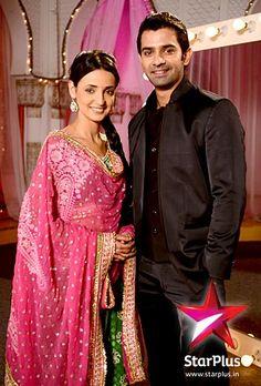 Arnav and Khushi.