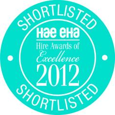Shortlisted 2012