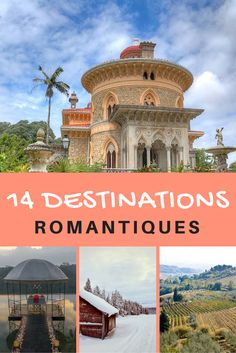 Compilation des endroits les plus romantiques pour voyager en couple. Découvrez les coups de coeur de voyageurs d'expérience.