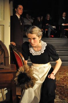 "Douglas Styles snapped some fabulous photos of The Bay School Fall Play, ""The Real Inspector Hound."" Take a look!"