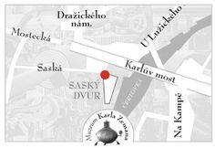 Jak se k nám dostanete - Muzeum Karla Zemana