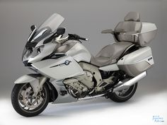 Announced in July 2010, The #BMW #K1600GTL is a full dress luxury tourer motorcycle which was launched to compete with the #Honda #Gold #Wing.