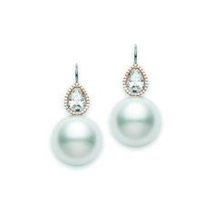 Prestige Rose Gold Earrings