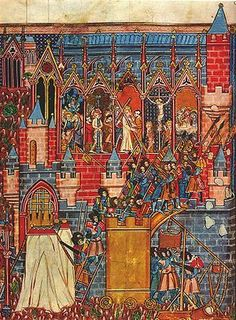 The Third Crusade: Richard The Lionheart - Siege of Jerusalem 1099