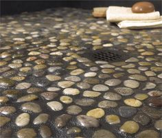 Decorative Pebbles from Solistone
