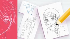 Created By Divine Works® - Ever wanted to learn how to draw anime characters yet don't know where to start? If so, then this is the course for you! The post Anime Drawing for Beginners appeared first on Divine Works. Fantasy Boy, Fantasy Magic, Anime Art Fantasy, Cartoon Drawing Tutorial, Cartoon Girl Drawing, Drawing Tutorials, Drawing Techniques, Anime Drawings For Beginners, Easy Drawings