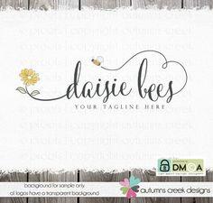 Photography Logos bee logo Premade Logo Designs flower Logo daisy logo logos and Watermarks logos for photographers hand drawn sewing logos Sewing Patterns For Kids, Sewing Projects For Kids, Logan, Logo Fleur, Logo Bee, Craft Logo, Sewing Quotes, Logo Design, Flower Logo