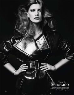 Nuevo Código: #ValerijaKelava by #HasseNielsen for #VogueSpain September 2013