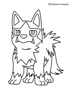 Pokemon Coloring Pages | ... coloring pages added all the time to POKEMON coloring pages. You can