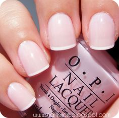 OPI It's A Girl! UPDATED