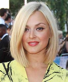 Cute Short Medium Thin Straight Hair