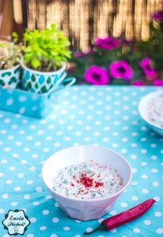 Emcia Pichci!: Chłodnik ogórkowy Breakfast, Food, Morning Coffee, Eten, Meals, Morning Breakfast, Diet