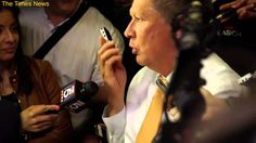 John Kasich gets testy with reporter in New York deli