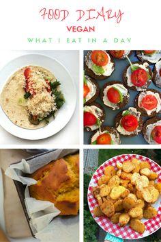 In meinem veganen Food Diary verrate ich dir spannende und gesunde Rezeptinspirationen für den Herbst! Natürlich spielt auch der Kürbis eine Rolle ;)