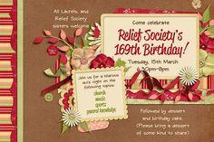 Didi @ Relief Society