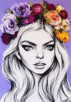 Violet Flutter