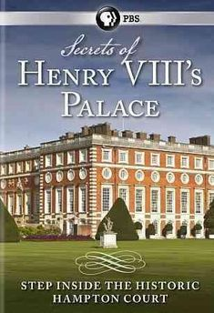 Shop Secrets of Henry VIII's Palace: Hampton Court [DVD] at Best Buy. Find low everyday prices and buy online for delivery or in-store pick-up. Hampton Court, Hampton Palace, Henry Viii, King Henry, Tudor History, Ancient History, Great Britain, The Hamptons, Cool Things To Buy
