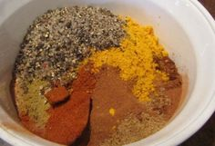 Tandoori Masala (Spice Mix)