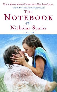 The Notebook is about a man who reads to an old woman he visits from a faded notebook that tells the story of a couple who are separated by World War II, then passionately reunited years later.