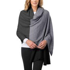 Celeste Ladies' Travel Wrap-Gray