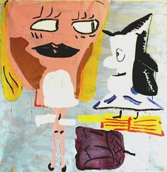 ART  ARTISTS: Rose Wylie - part 1