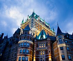 Quebec City, Canada  Set on the banks of the Saint Lawrence River, Quebec may be one of the oldest cities in North America but the appeal ...