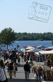Oulun Tori - kauppatori Oulu I Want To Travel, My Town, Helsinki, To Go, Earth, World, Places, Pictures, Finland