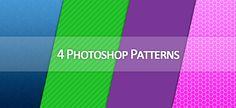 4 photoshop patterns