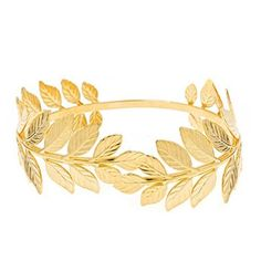 adjustable fern leaf bangle