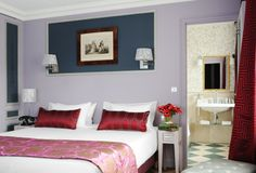 El hotel boutique La Belle Juliette es el lugar perfecto para una escapada romántica en Paris   Ver Y Visitar