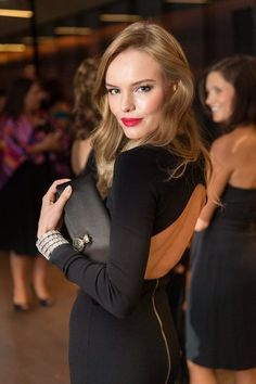 kate bosworth // love her makeup here