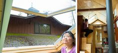 Unlikely Lives tiny house family interview openable skylight