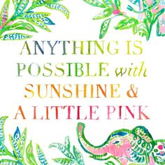 Stellar quotes from Lilly Pulitzer - click to see all of them!
