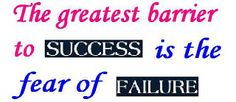 TIMELESS TENNIS: Tennis Quote of the Day: Fear of Failure by http://timelesstennis.blogspot.com/2012/10/tennis-quote-of-day-fear-of-failure.html