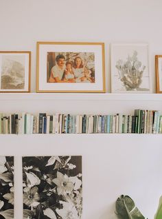 DIY photo ledge + DI