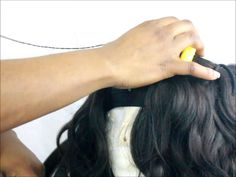 How To | Flawless U-Part Wig | Fold Over Method w/ Closure | Rapunzel Hair Shop